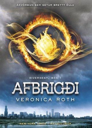 Afbrigði (Divergent Book 1)