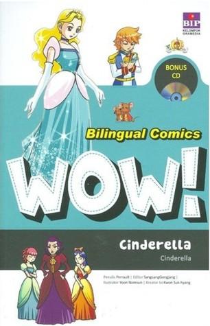 Bilingual Comics Wow ! 4 : Cinderella