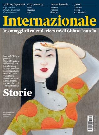 Internazionale n. 1134: Storie