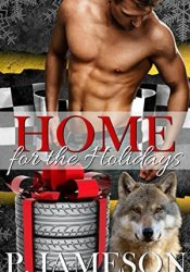Home for the Holidays (Dirt Track Dogs, #6) Book by P. Jameson