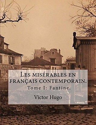 Les misérables en français contemporain