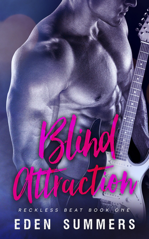 Blind attraction Book Cover
