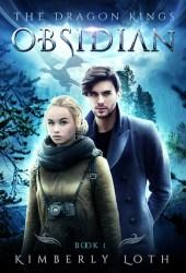 Obsidian (The Dragon Kings, #1) Book