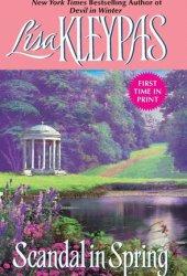 Scandal in Spring (Wallflowers, #4) Book