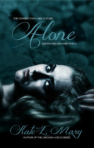 Alone by Kate L Mary #BookReview
