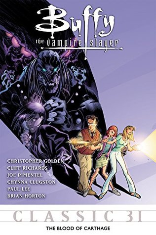 Buffy the Vampire Slayer Classic #31: Blood of Carthage (Buffy the Vampire Slayer Vol. 1)