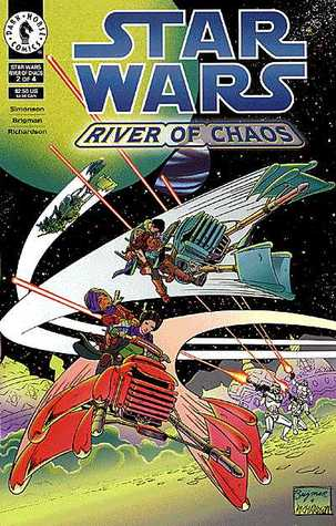 Star Wars: River of Chaos #2 (of 4)