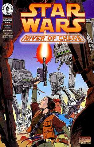 Star Wars: River of Chaos #4 (of 4)