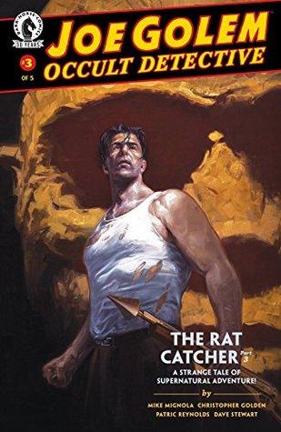 Joe Golem: Occult Detective #3