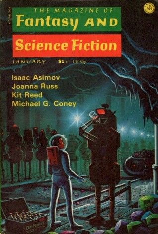 The Magazine of Fantasy and Science Fiction, January 1976 (The Magazine of Fantasy & Science Fiction, #296)