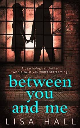 Image result for between you and me lisa hall