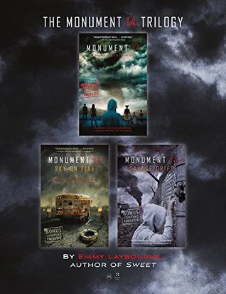 The Monument 14 Trilogy: Monument 14, Sky on Fire, and Savage Drift (Monument 14 Series)