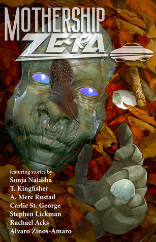 Mothership Zeta: Issue 2