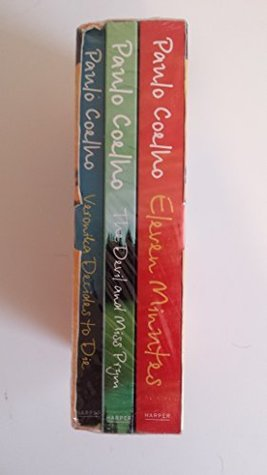 Paulo Coelho Box Set: Veronika Decides to Die / The Devil and Miss Prym / Eleven Minutes