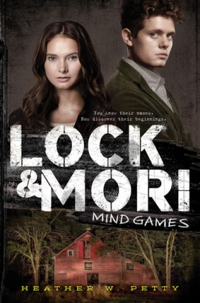 Mind Games (Lock & Mori, #2)-Heather W. Petty