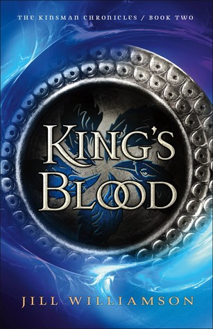 Image result for king's blood jill williamson