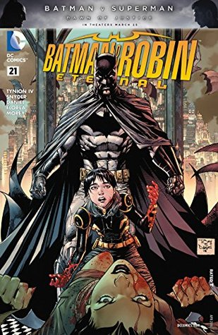 Batman & Robin Eternal #21