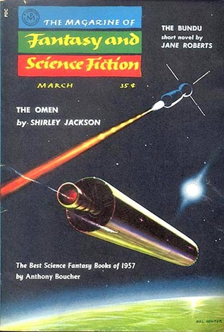 The Magazine of Fantasy and Science Fiction, March 1958 (The Magazine of Fantasy & Science Fiction, #82)