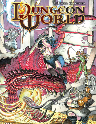 Image result for Dungeon World by Adam Koebel