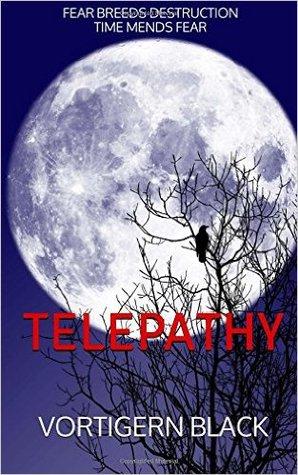 Telepathy (RavenCroft, #1)