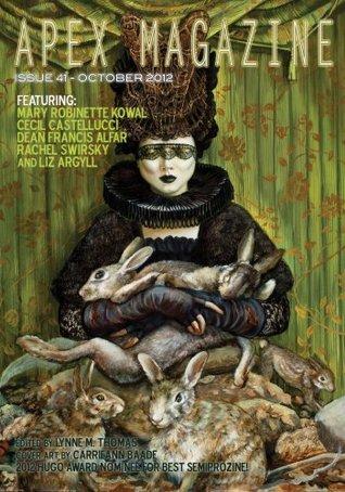 Apex Magazine - October 2012 (Issue 41)
