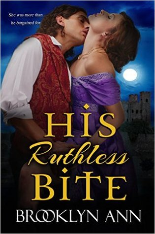 His Ruthless Bite Book Cover