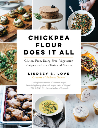 Chickpea Flour Does It All