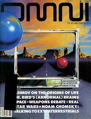OMNI Magazine November 1983