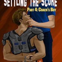 Review: Coach's Boy (Settling the Score #4) by Josh Hunter #MM #BDSM