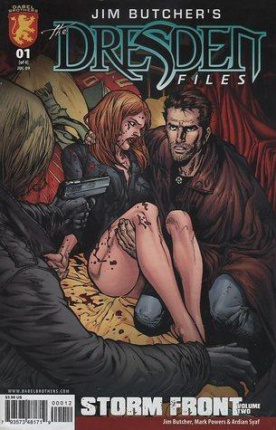 Jim Butcher's Dresden Files: Storm Front Vol 2 #1