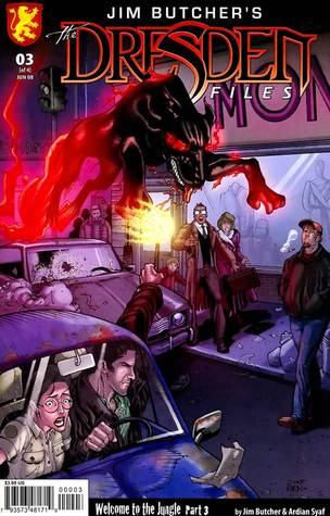 Jim Butcher's Dresden Files: Storm Front Vol 1 #3