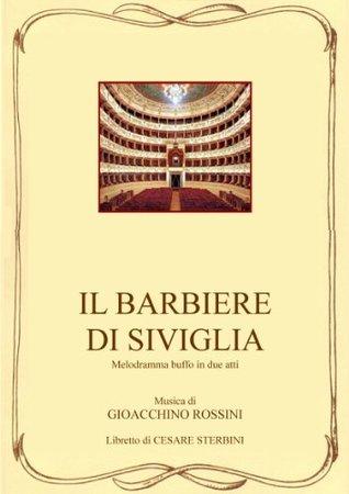 Il barbiere di Siviglia - Libretto d'opera