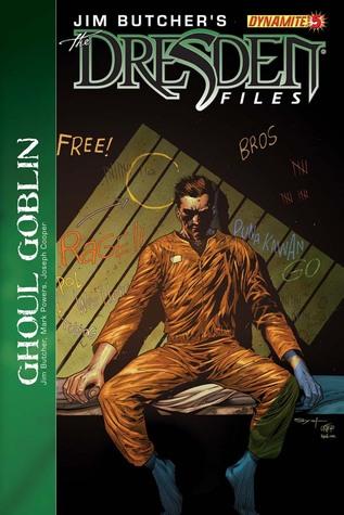 Jim Butcher's Dresden Files: Ghoul Goblin #5