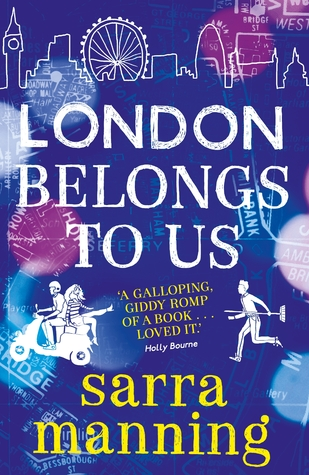 London Belongs to Us Book Cover