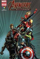 Marvel Avengers Alliance (2016) #1 Book