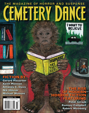 Cemetery Dance: Issue 73