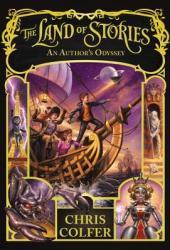 An Author's Odyssey