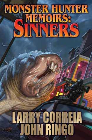 Sinners (Monster Hunter Memoirs, #2)