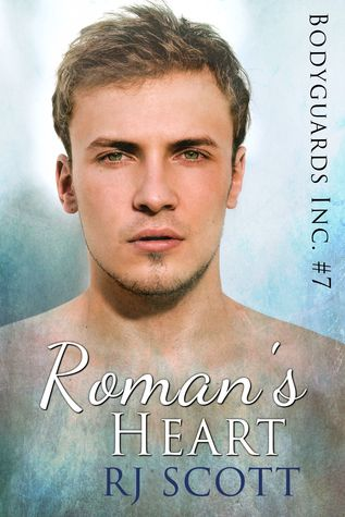 Roman's Heart (Bodyguards Inc., #7)