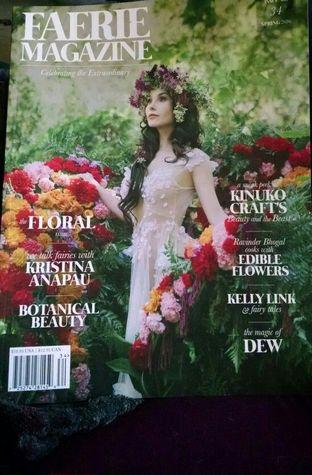 Faerie Magazine #34