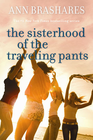 Image result for the sisterhood of the traveling pants book