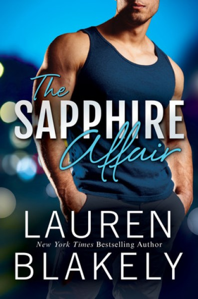 The Sapphire Affair (Jewel, #1)-Lauren Blakely