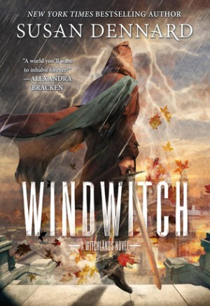 #Printcess review of Windwitch by Susan Dennard