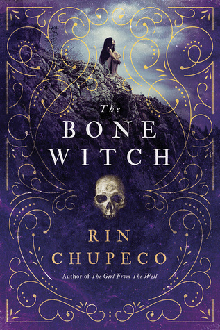 Image result for the bone witch cover