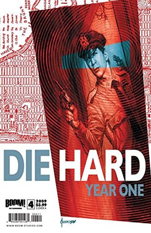 Die Hard: Year One #4 (of 8)