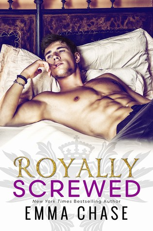 RELEASE DAY is HERE!  Review included for Royally Screwed by Emma Chase