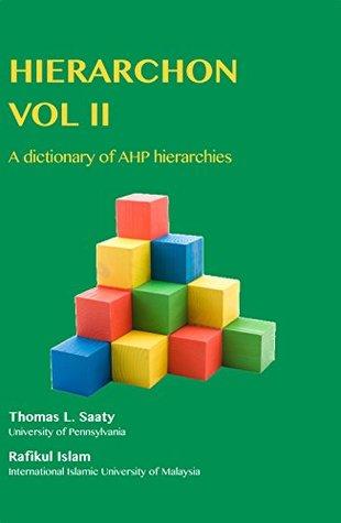 Hierarchon Vol. 2: A dictionary of AHP Hierarchies