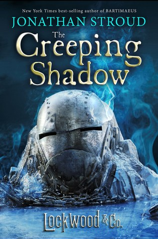 Recensie: Lockwood & Co 4: The creeping shadow van Jonathan Stroud