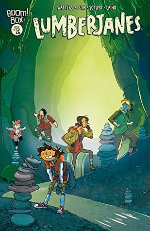 Lumberjanes: Sparrow A Moment, Part 2 (Lumberjanes, #26)
