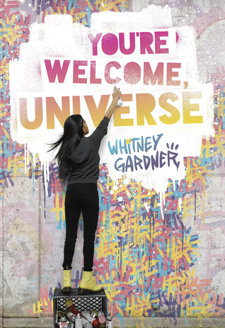 Image result for you're welcome universe by whitney gardner#